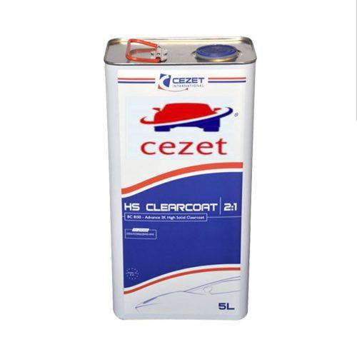 Cezet Clearcoat