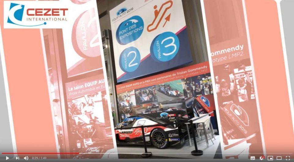 Autonieuws uit autobeurs Equip Parijs