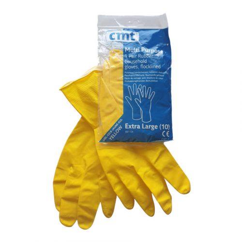 Multi purpose rubberen handschoen